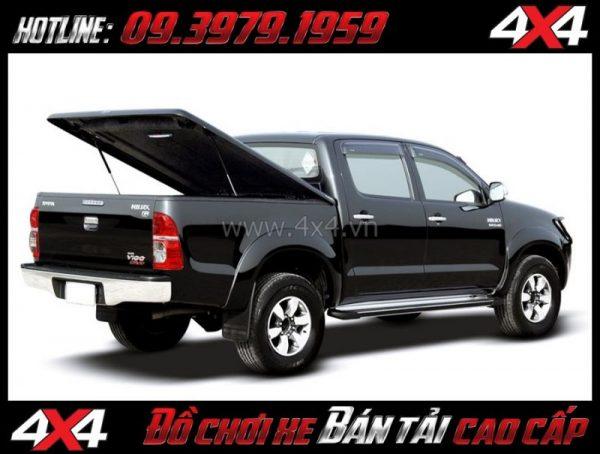 Tấm ảnh: Nắp thùng cơ GRX hay là SX thay đẹp và chất cho xe pick-up ở Tp.HCM