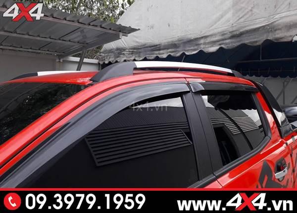 Đồ chơi xe Ford Ranger: Thanh giá nóc gắn cho xe Ford Ranger XLS XLT