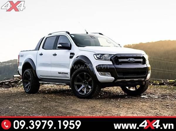 Giá xe Ford Ranger 2018 2019