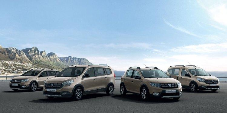 Dacia serie limitata Geneva 2018