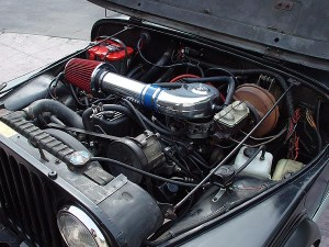 Howell TBI Throttle Body Fuel Injection Installation Jeep