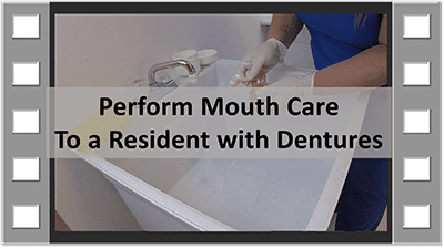 Denture Care Image