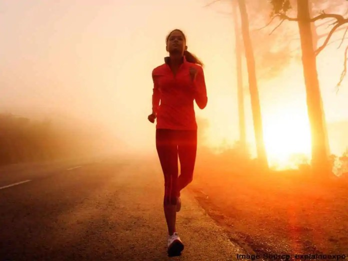 Runnig is the best step to weight loss