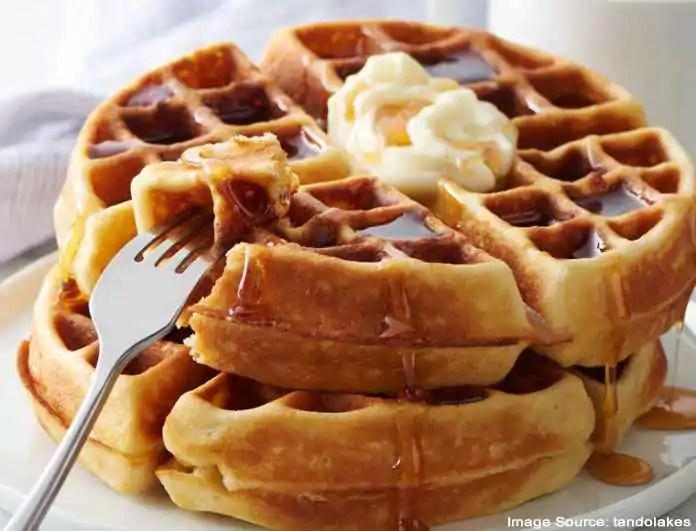 Waffles-Belgium best European Food