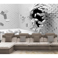 3D Wallpaper at Best Price in India 3D Wallpaper