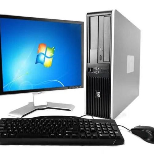 Assemble Desktop Computer 18 5 Hp Monitor Processor Intel Core I3 2nd Gen 4gb Ram 500gb Hd At Rs 23600 Piece Greater Khanda Panvel Id 20666134930