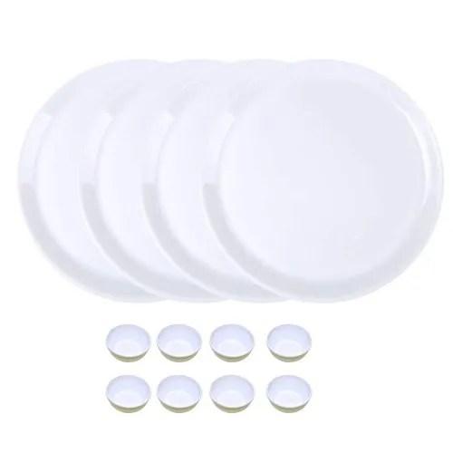 utensza plastic set of 12 pcs 12