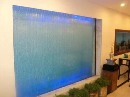 indoor water curtain