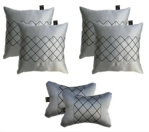 lushomes premium car set pillow