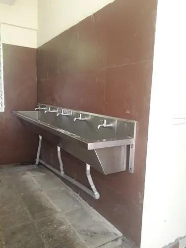 hand wash trough
