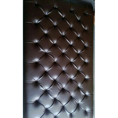 plain bed headboard