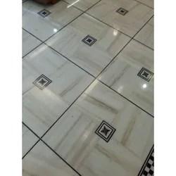 polished marble floor tiles