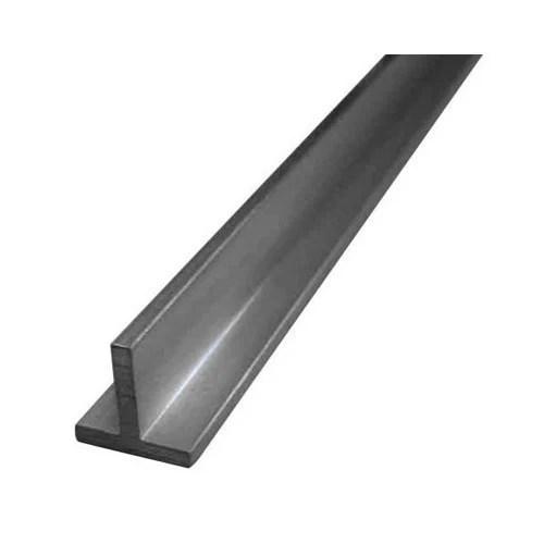 MS T Section, Construction, Rs 42000 /ton Jai Bhagavathi Steel Enterprises  | ID: 19200814955