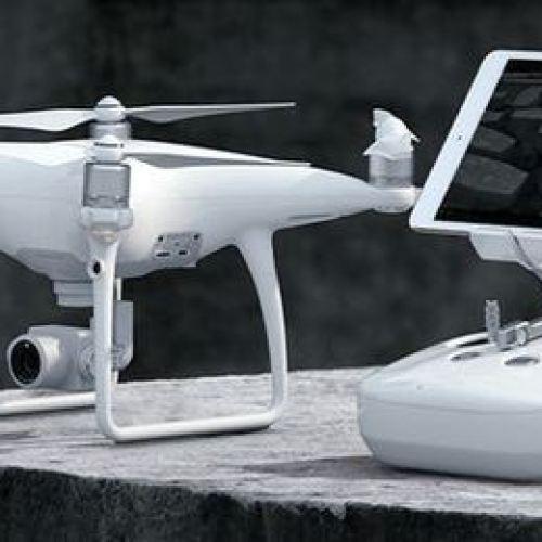 DJI Phantom 4 (Drone Quadricoptère)