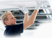 Ceiling Cooling and Heating System