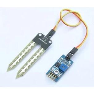Soil Moisture Sensor, Moisture Sensor, सॉइल मॉइस्चर सेंसर, मृदा की नमी वाला  संवेदक - Micron, Mumbai | ID: 12778810133