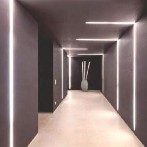 Ceramic Rectangular Led Strip Ceiling Light Ip Rating Ip44 Voltage 1 8 3 3v Id 20284191912