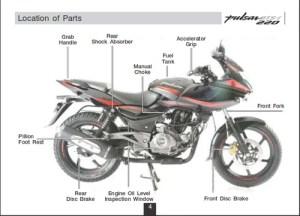 Bajaj Pulsar 220F Bike  View Specifications & Details of