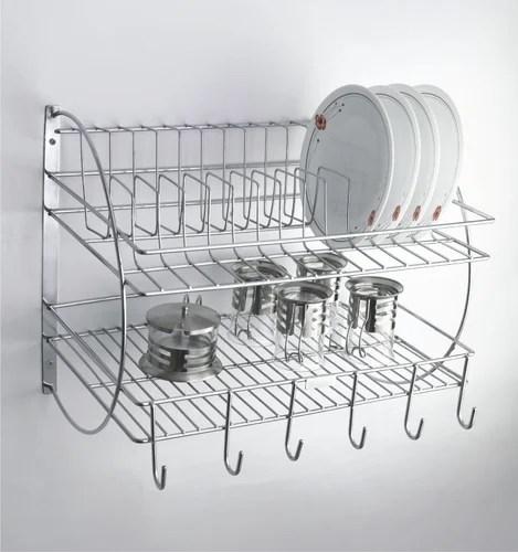 large kitchen organizer racks