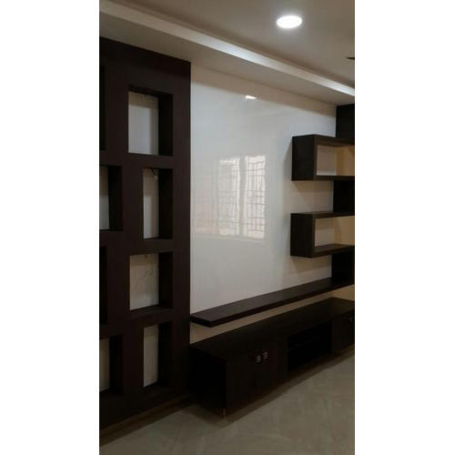 Designer TV Cabinet At Rs 650 Square Feet Television