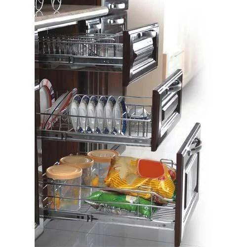 Kitchen Racks Modular SS Kitchen Rack Manufacturer From