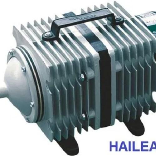 Aluminium Aco 500 Hailea Aquarium Air Pumps Rotopower Pumps Motors Private Limited Id 21805391791