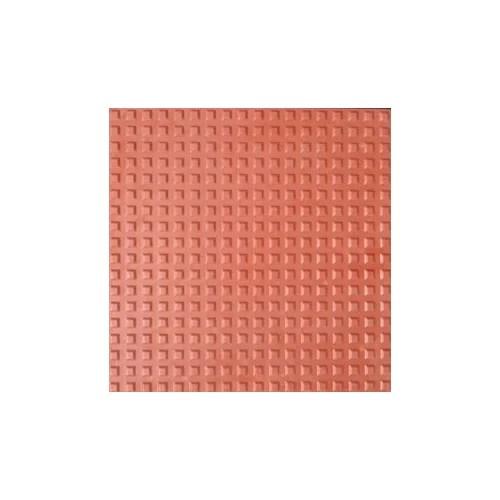 aqua puncher chequered floor tile