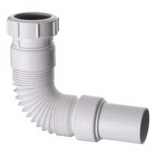 white pvc kitchen sink drain pipe g m