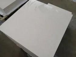white limestone tile