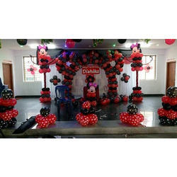 Food And Decoration Theme Birthday Party Event Service Id 20280426697