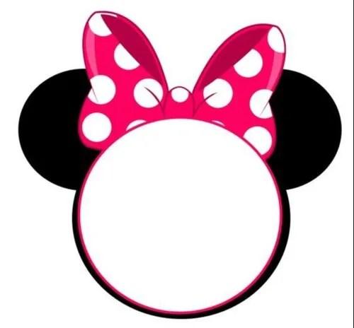 minnie mouse birthday invitation card