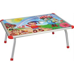 kids foldable bed table