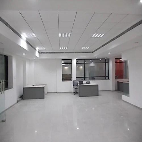 Office Interior False Ceiling