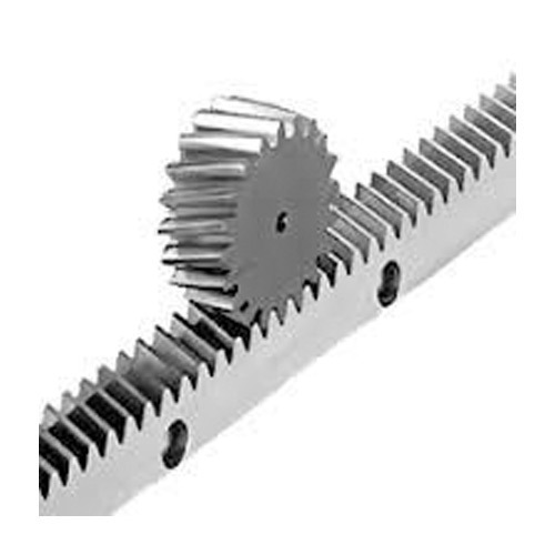 helical rack pinion