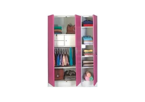 Purple Godrej Almirah Slimline 3 Door Rs 27442 Piece K