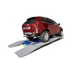 car o liner bench rack crash repair