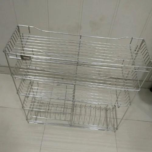 stainless steel wire kitchen rack