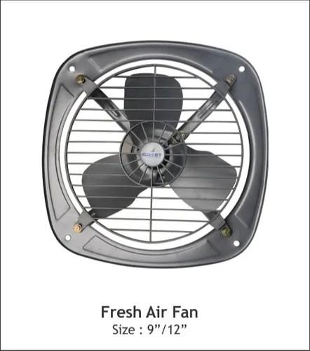 electronic exhaust fan