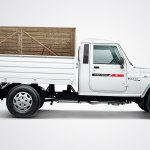 Mahindra Bolero Pik Up Extra Strong 1 3t Pickup Truck Specification And Features