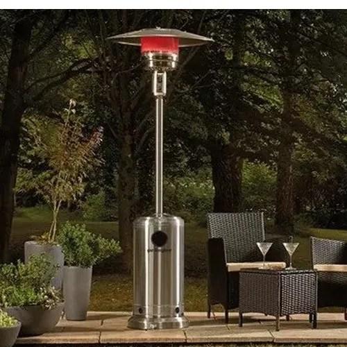 outdoor gas patio heater rental service