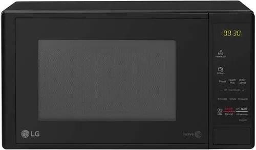 black lg ms2043db 20 l solo microwave