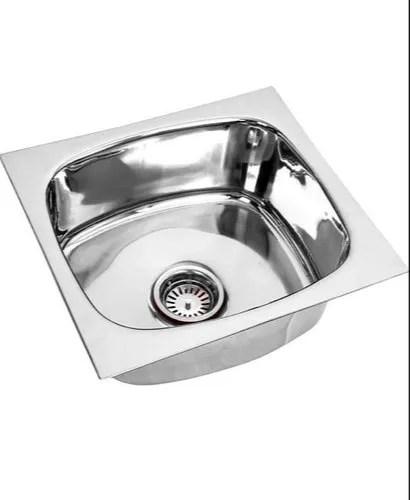 stainless steel single bowl kitchen sinks