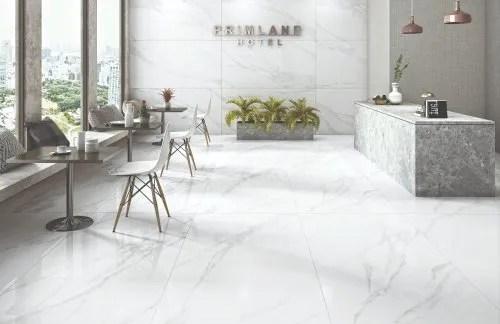 satvario bianco soft marble tiles