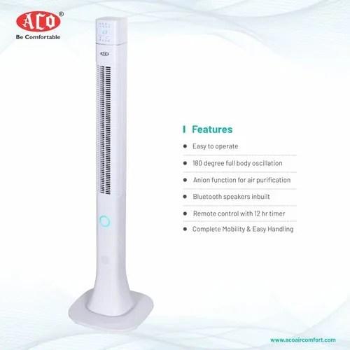 Aco Bluetooth Tower Fan Aco Fan Works Id 22556234830