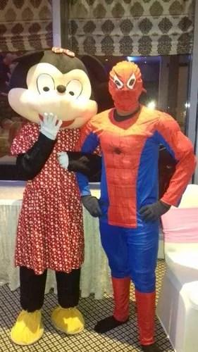 Mascot Cartoon Character Funny Costumes For Hire In Kolkata Size Medium Id 22805109988