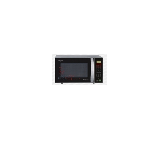 whirlpool magicook 20l deluxe 245 mm grill microwave oven