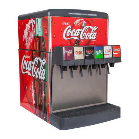 Stainless Steel Electric Soda Fountain Machine, Rs 100000 /unit | ID:  17977549530