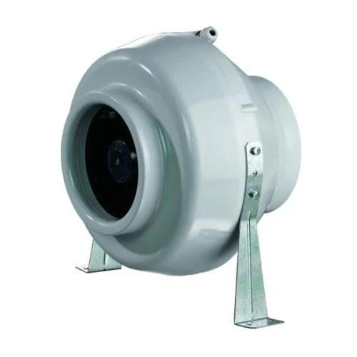 centrifugal inline fan