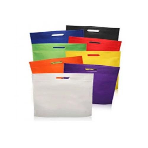 Non Woven Bag D Cut Non Woven Bag Manufacturer From Rajkot