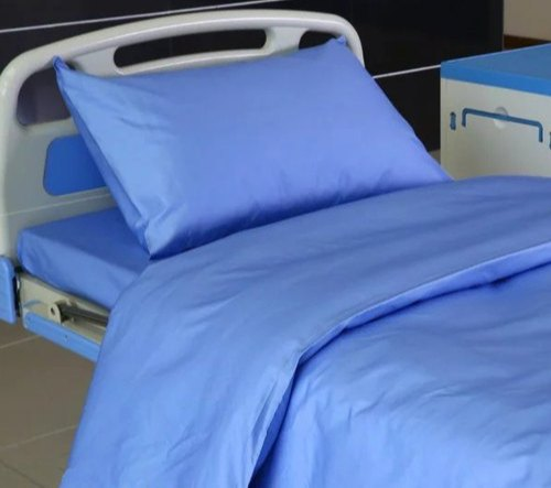 disposable hospital bed sheet with pillow cover